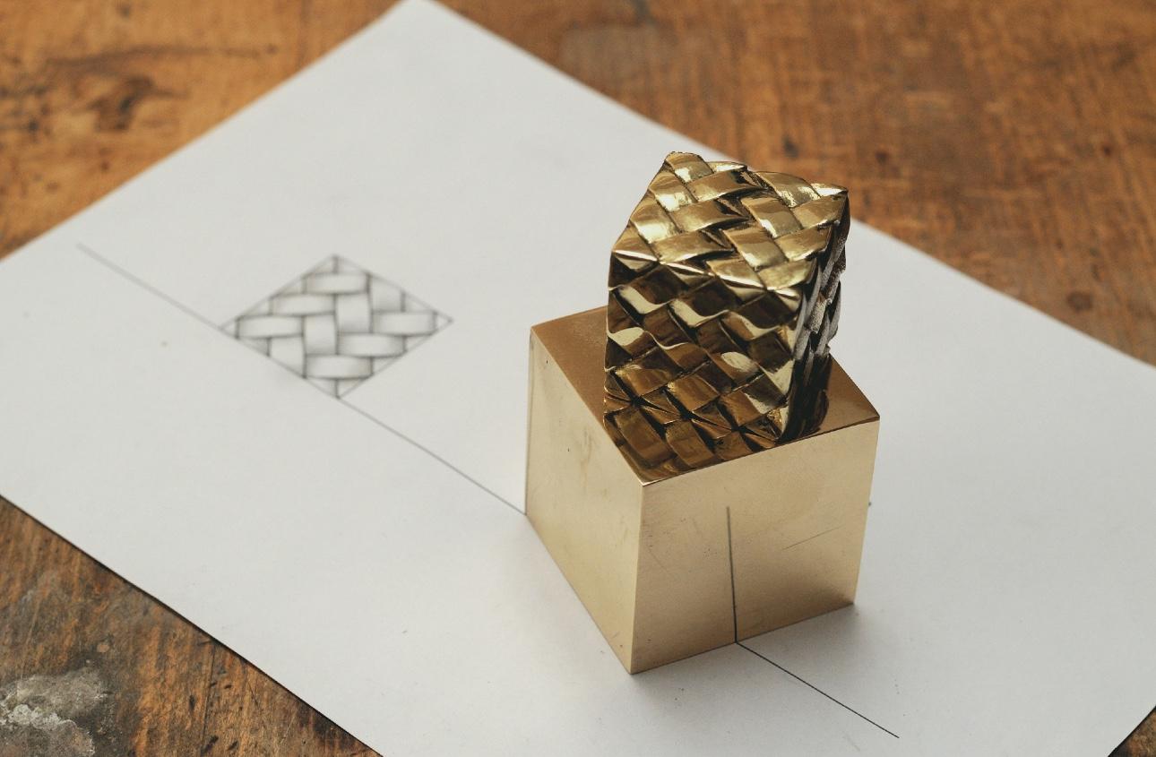 presse-papier-laiton